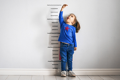 how tall will my child be